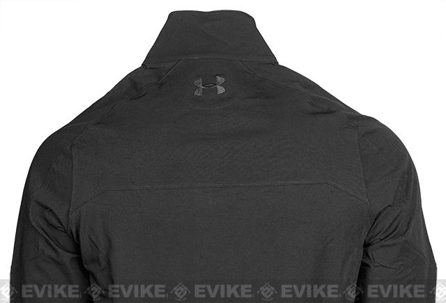 Under Armour Men's ColdGear� Infrared Tactical � Zip - Black (Size: Large)