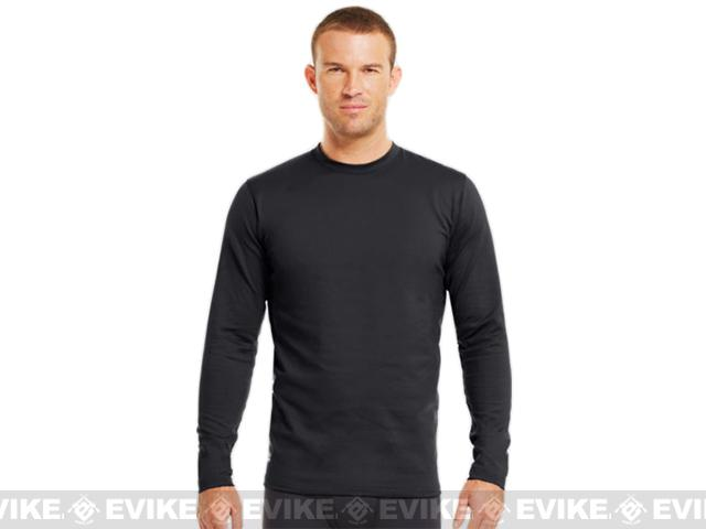 Under Armour Men's ColdGear� Infrared Tactical Fitted Crew - Black (X-Large)