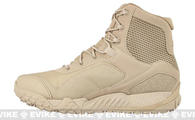 Under Armour Men's UA Valsetz RTS Tactical Boots - Desert Sand (Size: 10)