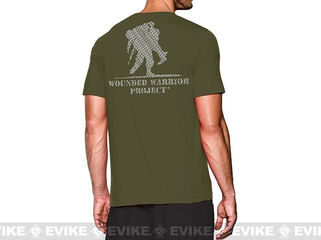 Under Armour Men's UA WWP BIH T-Shirt - Major (Small)