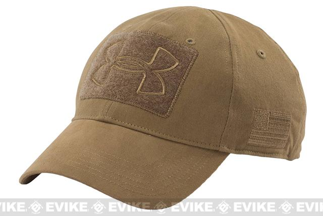 Under Armour Men's UA Tactical Patch Cap - Coyote Brown