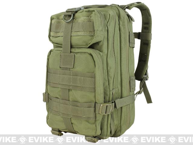 Condor Medium Assault Pack w/ Hydration Compartment - OD Green