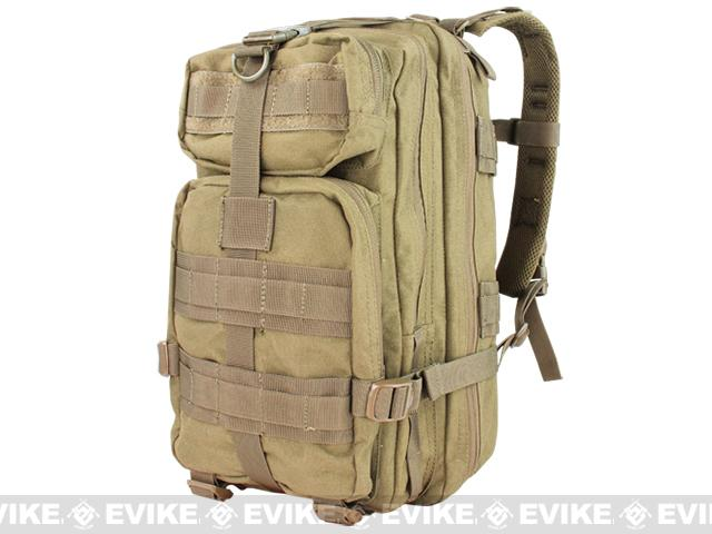 Condor Medium Assault Pack w/ Hydration Compartment - Tan