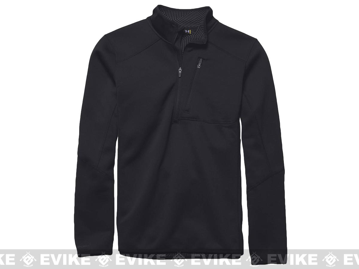 Under Armour Men's STORM TAC 1/4 Zip - Black (Size: X-Large)