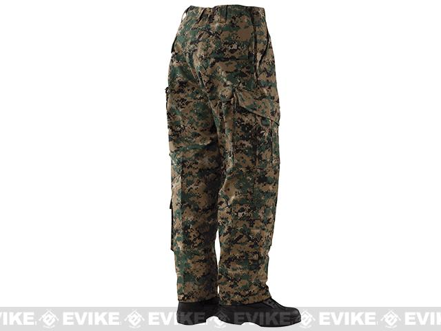 Tru-Spec  Tactical Response Uniform Pants - Digital Woodland (Size: Small-Regular)
