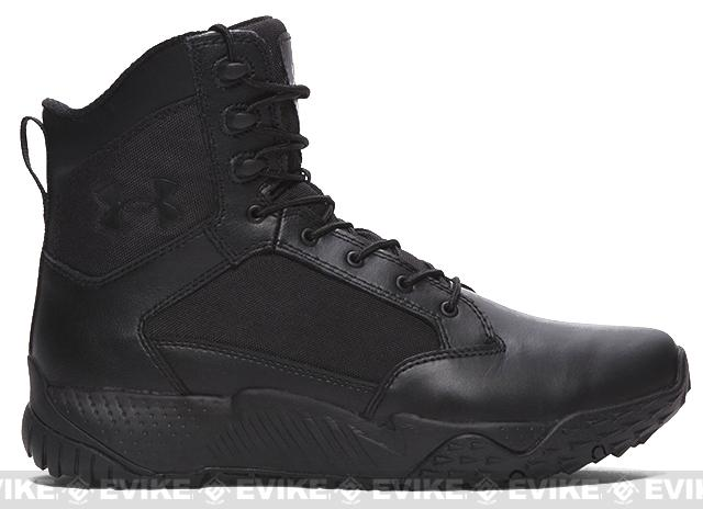 Under Armour Mens UA Stellar Tactical Boot - Black (Size: 10.5)