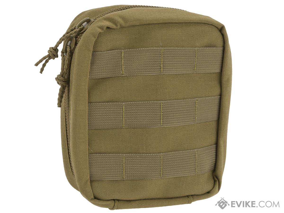 HSGI Mini EOD General Purpose Pouch Version 2 - Coyote Brown