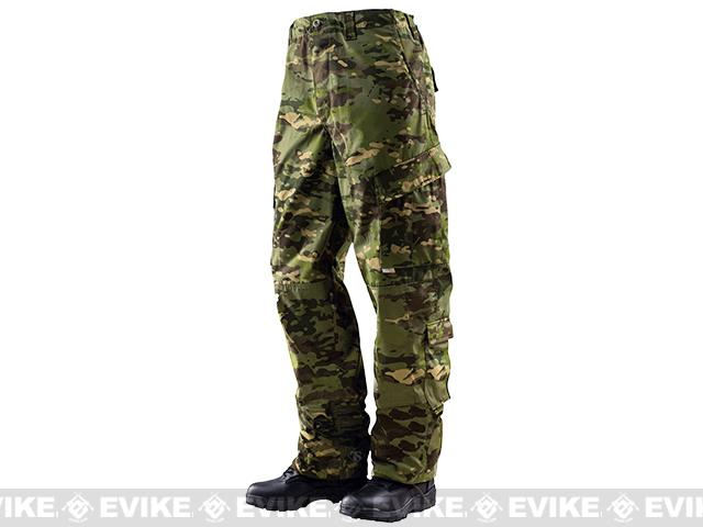 Tru-Spec Tactical Response Uniform Pants - Multicam Tropic (Size: Small-Regular)