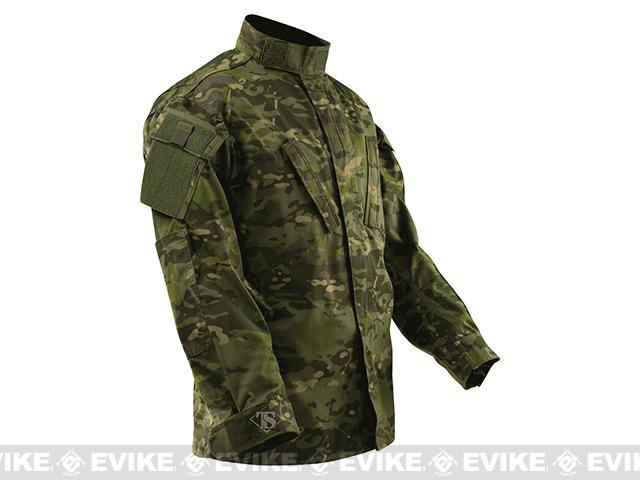 Tru-Spec  Tactical Response Uniform Jacket - Multicam Tropic (Size: Large-Regular)