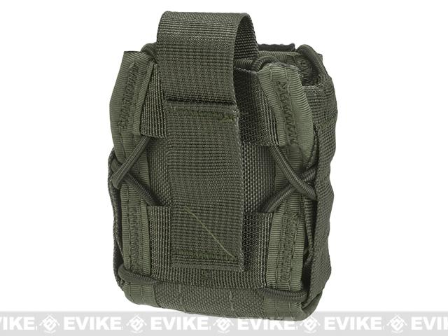 High Speed Gear HSGI Belt Mounted Handcuff TACO Pouch - OD Green