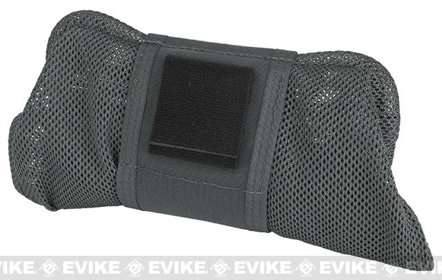 HSGI Belt Mount Mag-Net Tactical Mesh Dump Pouch - Wolf Grey