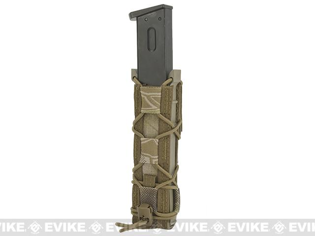 HSGI Extended Pistol TACO® Modular High Capacity Pistol Magazine Pouch Belt Mounted - Kryptec Highlander