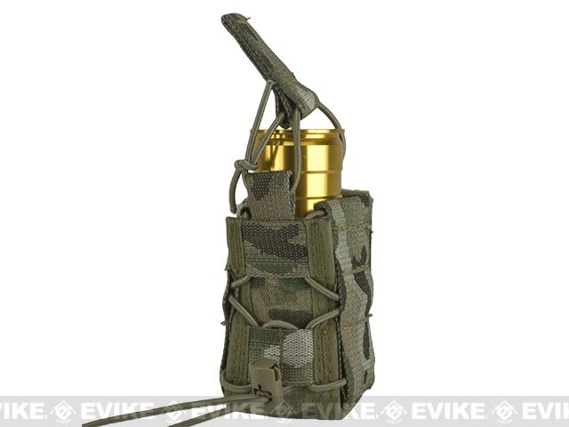 High Speed Gear HSGI TACO Single 40mm Grenade Belt Mount Pouch - Multicam