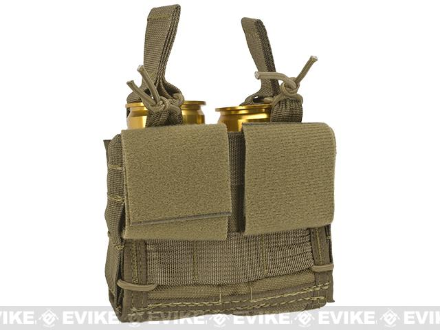 High Speed Gear HSGI TACO Double 40mm Grenade Belt Mounted Pouch - Coyote