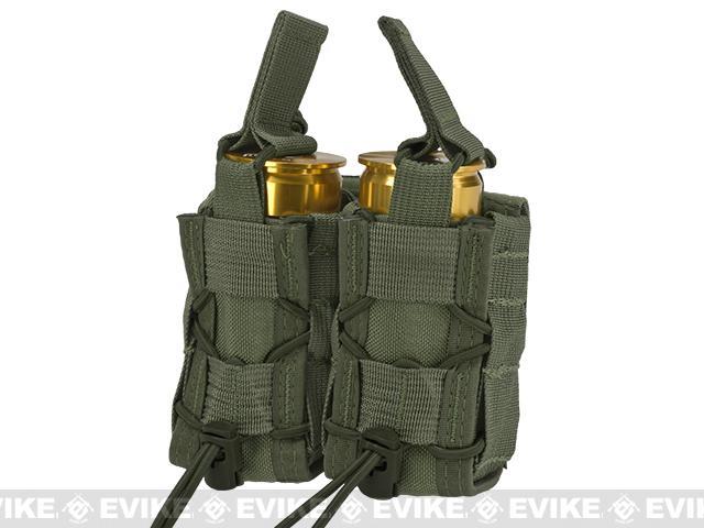 High Speed Gear HSGI TACO Double 40mm Grenade Belt Mounted Pouch - OD Green