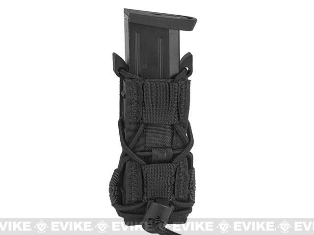 HSGI Pistol TACO® Modular Single Pistol Magazine Belt Mounted Pouch - Black