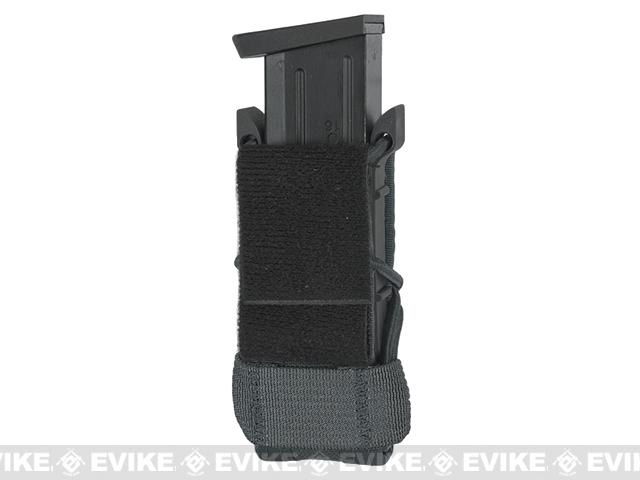 HSGI Pistol TACO® Modular Single Pistol Magazine Belt Mounted Pouch - Wolf Grey