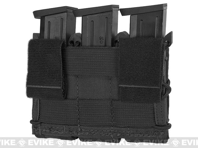 HSGI Triple Pistol TACO� Modular Single Pistol Magazine Belt Mounted Pouch - Black
