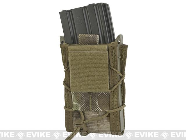 HSGI TACO� Modular Single Rifle Magazine Pouch Belt Mounted - Kryptec Highlander