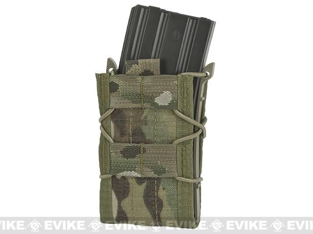 HSGI TACO® Modular Single Rifle Magazine Pouch Belt Mounted - Multicam