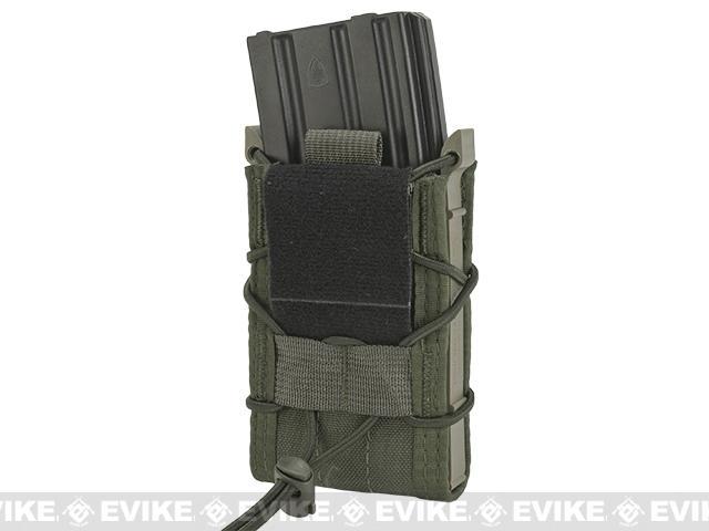 HSGI TACO® Modular Single Rifle Magazine Pouch Belt Mounted - OD Green
