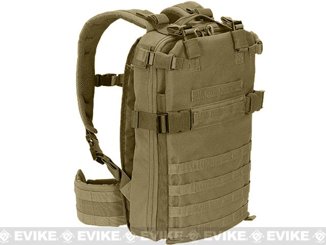 Voodoo Tactical Preatorian Rifle Pack Lite - Coyote