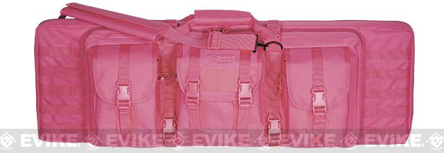 Voodoo Tactical 36 MOLLE Padded Weapons Case / Gun Bag - Pink