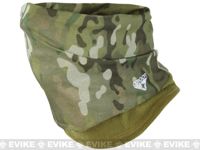 Condor Tactical Fleece Multi Wrap / Neck Gaiter - Multicam