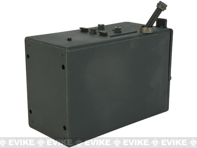 ASG 4000rd Electric Box Magazine for M60 / MK43 Airsoft AEG Machine Guns