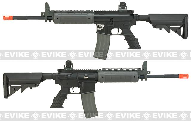 DPMS Panther Arms Licensed PAR300-L Full Metal Airsoft AEG by A&K