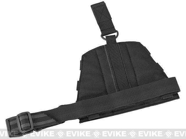 Condor MOLLE Drop Leg Panel - Black