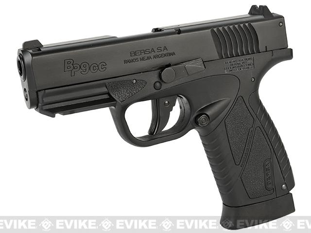 ASG Bersa BP9CC Non-Blowback Co2 4.5mm (.177 cal NOT AIRSOFT) BB Pistol