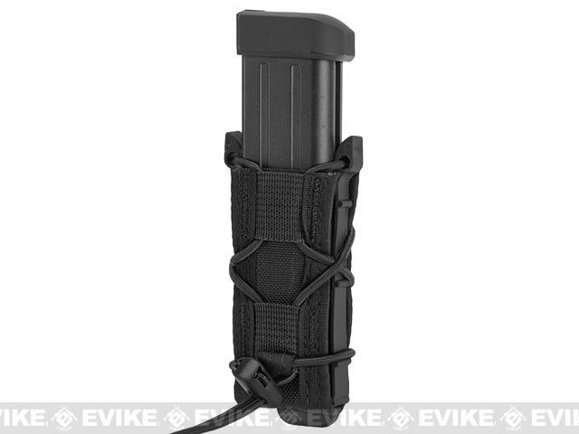 HSGI Pistol TACO® LT Modular Single Pistol Magazine MOLLE Mounted Pouch - Black