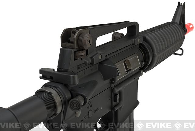 z King Arms Ultra Grade Colt M933 Airsoft AEG Rifle Package w/ Mosfet