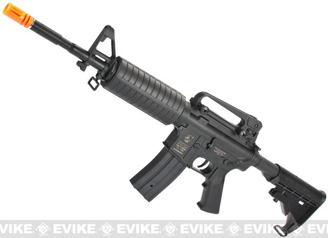 z Colt M4A1 Carbine Full Size Airsoft AEG Rifle by Cybergun