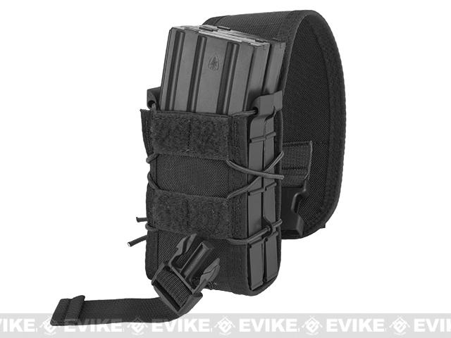 z HSGI X2R Covered TACO Modular Double Magazine MOLLE Pouch - Black