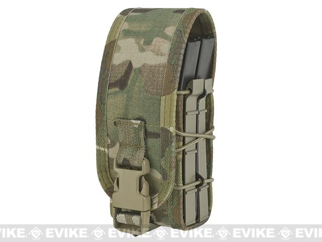 HSGI X2R Covered TACO Modular Double Magazine MOLLE Pouch - Multicam