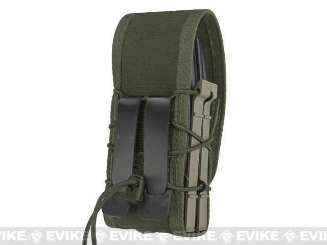 HSGI X2R Covered TACO Modular Double Magazine MOLLE Pouch - OD Green
