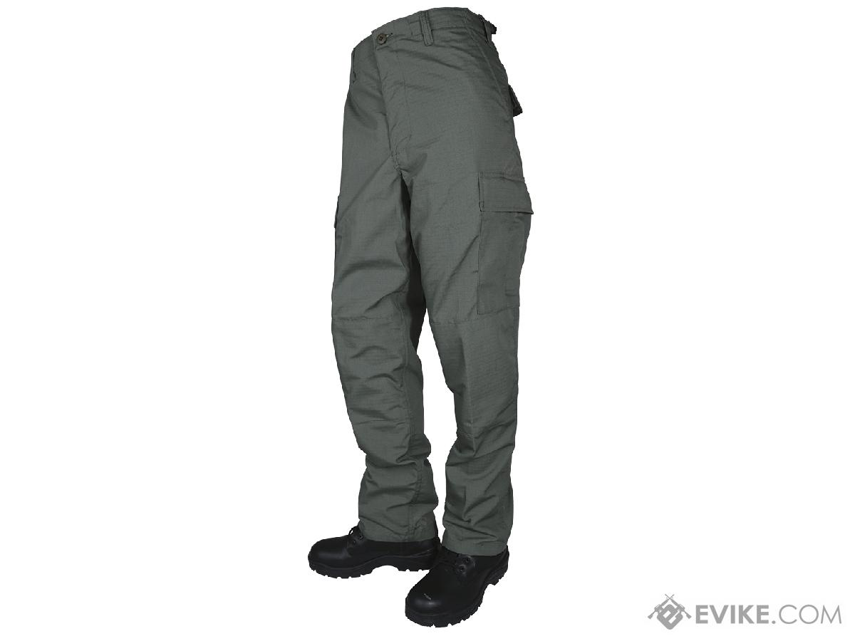Tru-Spec Basic BDU Pants - OD Green (Size: XX-Large)
