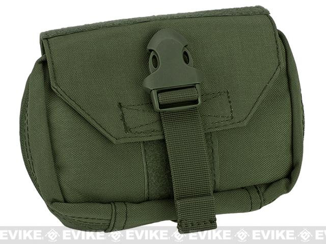 Condor Tactical MOLLE First Response Pouch - OD Green