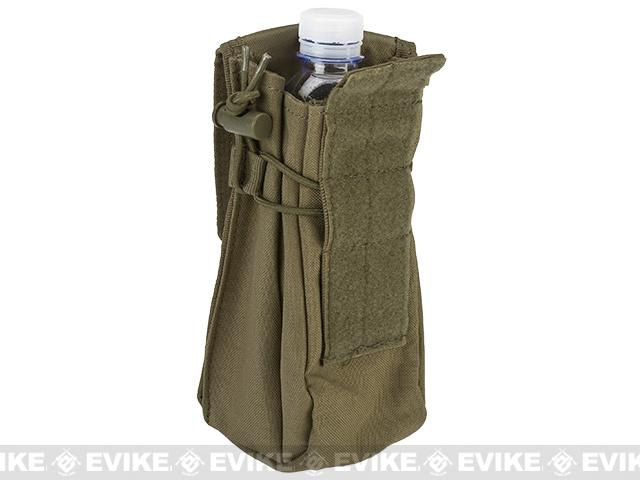Condor MOLLE Water Bottle Pouch - Tan