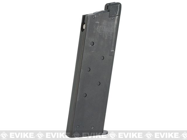 KWA 21rd Full Metal Magazine for KWA M1911A1 Series Gas Blowback Pistol - NS2 System