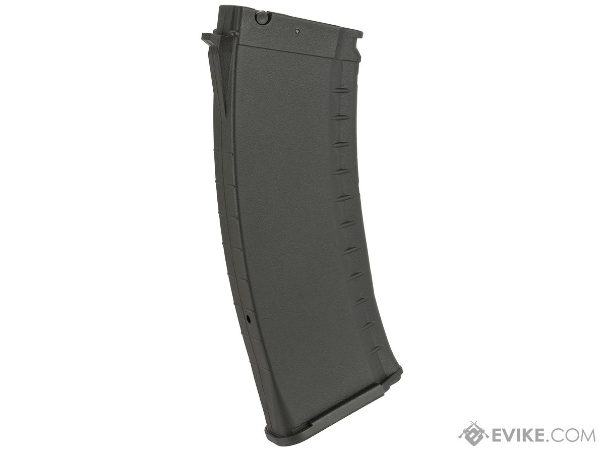 KWA AKR-74M 30/60rd ERG Magazines for KWA Airsoft Electric Recoil Rifles - Black (3 Pack)