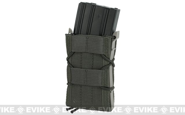 HSGI TACO® LT Modular Single Rifle Magazine Pouch Belt Mounted - OD Green