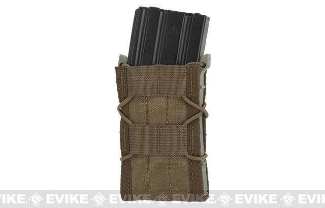 HSGI TACO® LT Modular Single Rifle Magazine Pouch Belt Mounted - Coyote Brown