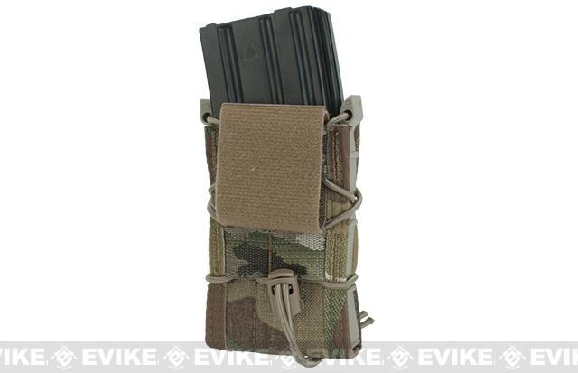 HSGI TACO® LT Modular Single Rifle Magazine Pouch Belt Mounted - Multicam