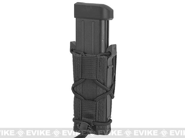 HSGI Pistol TACO® LT Modular Single Pistol Magazine Belt Mounted Pouch - Black