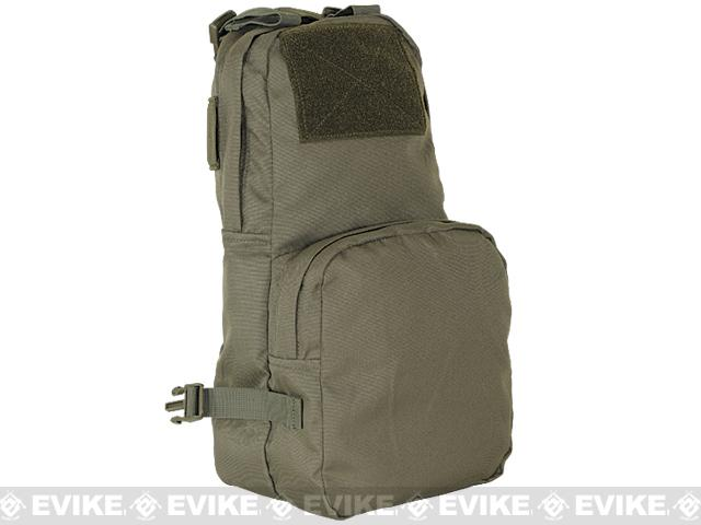 Voodoo Tactical MOLLE Hayden Plate Carrier for Soft or Hard Armor w/ Cummerbund & Hydration Carrier- Coyote Brown