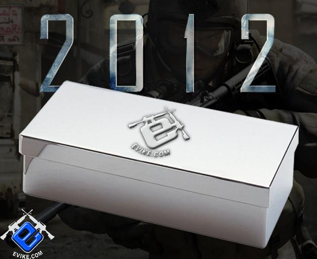 The Box of Super Awesomeness Celebration - Warm Up For Airsoftcon 2012! (Edition: 2012-10)