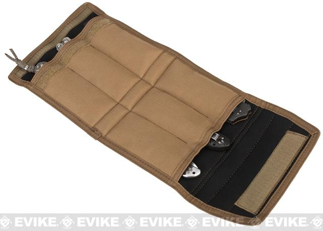 Condor Arsenal Knife Carry Case - Tan